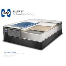Ellerby Cushion Firm Eurotop