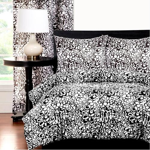 """Graphic Blooms"" Crayola Comforter Sets Twin"
