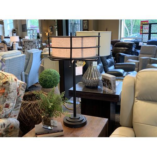 Iron Modern Table Lamp