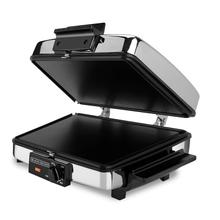 BLACK DECKER 3-in-1 Waffle Maker with Nonstick Reversible Plates, Stainless Steel, G48TD