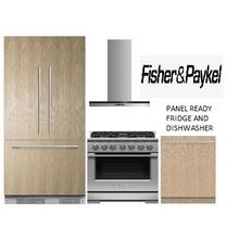 View Product - FISHER AND PAYKEL PANEL READY 30 IN GAS RANGE