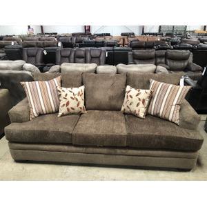 American Furniture Manufacturing - Cornell Cocoa Sofa