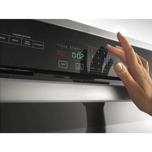 Amana AWO6313SFS 30 Inch Single Electric Wall Oven