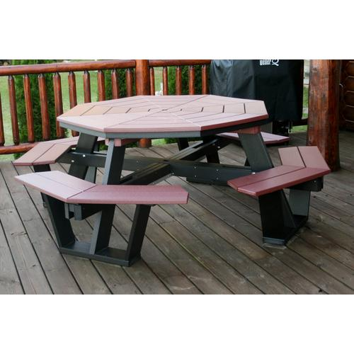 5' Octagon Table