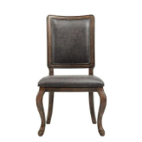 Gramercy Rectangle Back Side Chair