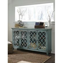 See Details - Ashley Mirimyn Cabinet in Antique Teal