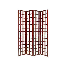 Dakota 4 Panel Room Divider