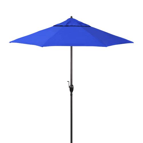 California Umbrella - Casa Series 7.5' Umbrella - Pacific Blue