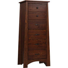 Unity Lingerie Chest 6 Drawer