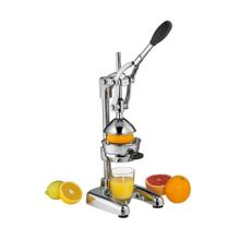 Cilio Stainless Steel Professional Citrus Press, Silver Polished