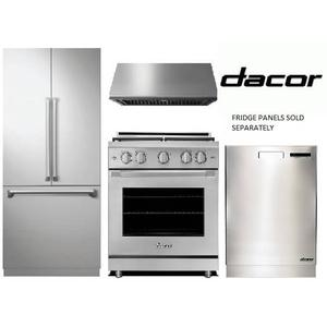 """DACOR 30"""" GAS RANGE PACKAGE"""