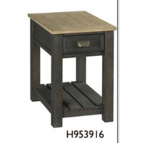England Furniture - H953916 Lyle Creek Chairside Table