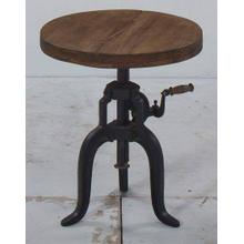 Adjustable Lamp Table
