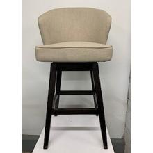 """Brandy"" Swivel Bar Stool"