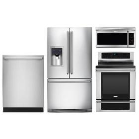 Electrolux Appliance Package (Electric)