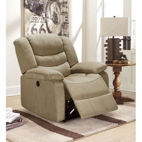 Lifestyle - LIFESTYLE 12943 Cosmo Power Recliner
