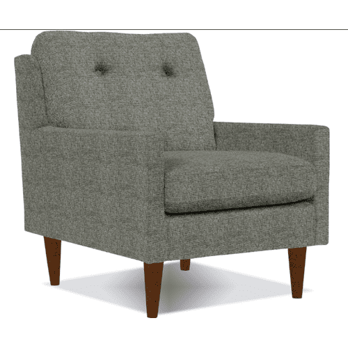 Best Home Furnishings - TREVIN Club Chair in Ash      (C38E-19263C,29045)