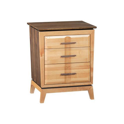 Product Image - Addison 3-Drawer Nightstand