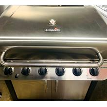 USED- Performance Series 6-Burner Gas Grill- BBQ-U SERIAL #4