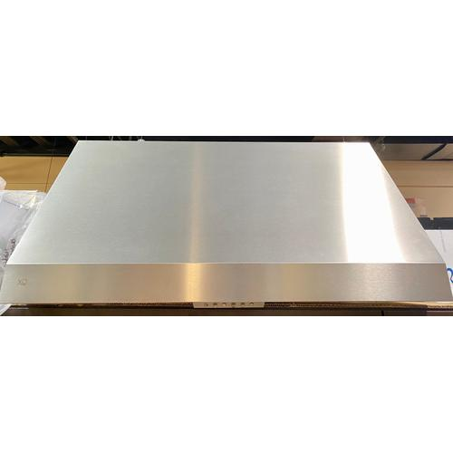 """Product Image - XO Appliance XOT1836S   600 CFM 36"""" Wall Mount Italian Made Pro Hood Stainless"""