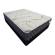 Noella Plush - Queen Size Mattress Set for a Full Size Price
