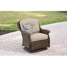 Agio Fairfield Swivel Glider