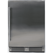 "24"" Outdoor Refrigerator Left Hinged"
