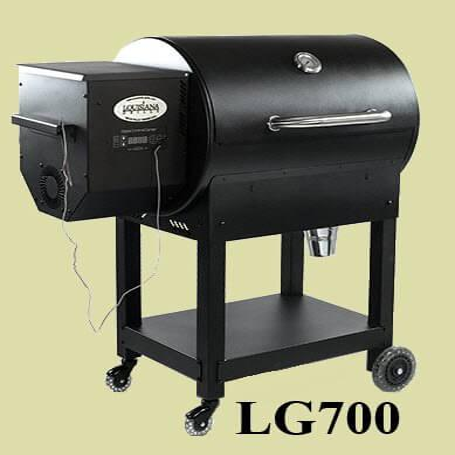 Louisiana Wood Pellet Grill