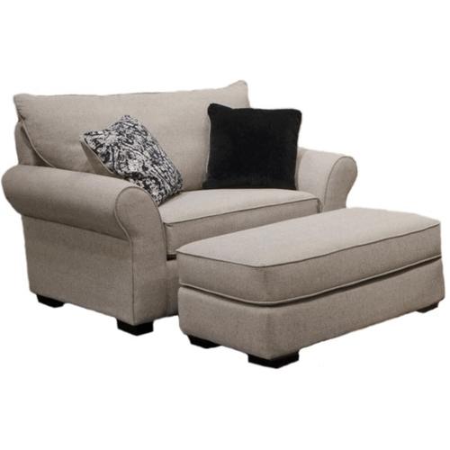 Jackson Furniture - Flair Chair Fossil