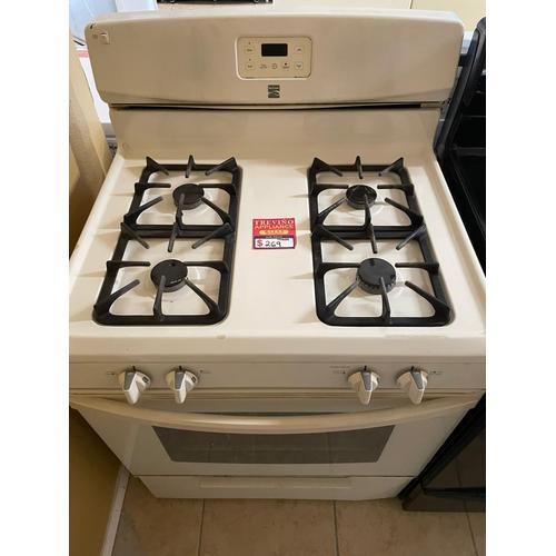 Treviño Appliance - Kenmore Gas Range