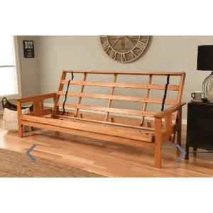 Kodiak - Kodiak Furniture Monterey Futon in Marmont Thunder