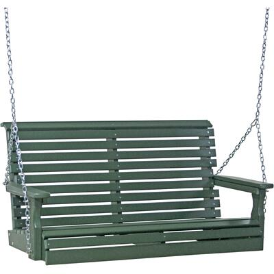 Plain Swing 4' Green
