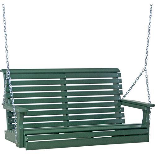 Plain Swing 4' Green