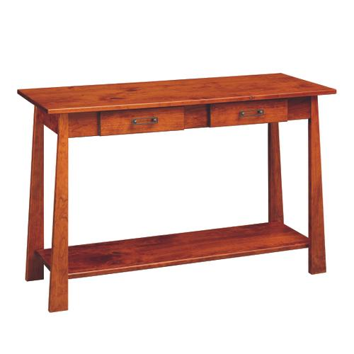 Country Value Woodworks - Craftsmen Sofa Table