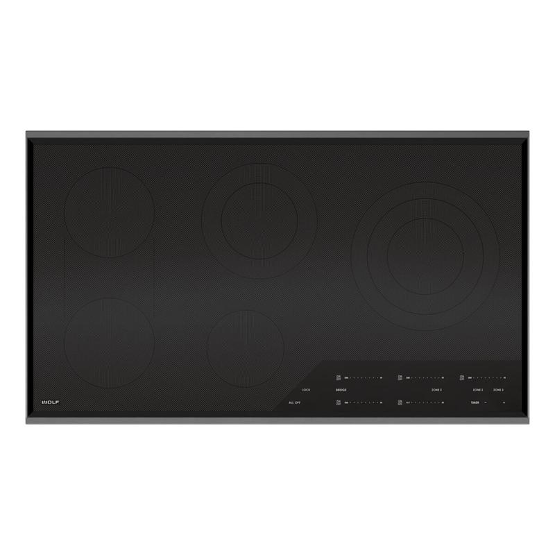 "36"" Transitional Electric Cooktop"