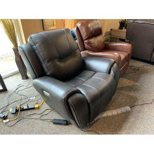 Trip Leather Recliner
