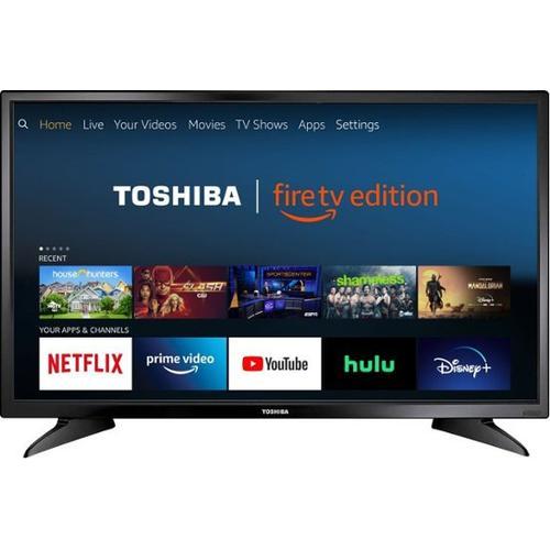 "Toshiba - 32"" Smart Toshiba TV, 720P HD, Fire TV Edition"