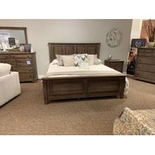 Solid Oak King Bedroom Set