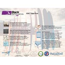 View Product - Back Performance - Tidal - Firm