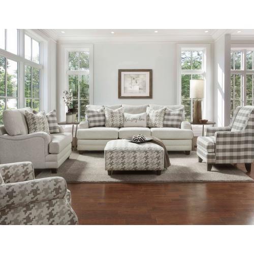 Basic Wool Sofa and Loveseat