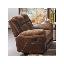 Cheers Two Toned Reclining Loveseat