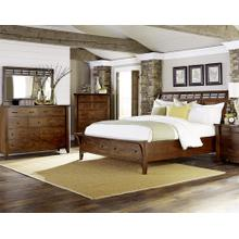 King Storage 5 Piece Bedroom Set