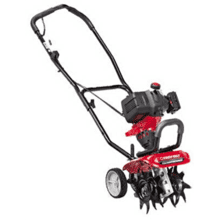 Troy-Bilt TB146 EC 12-Inch 29cc 4-Stroke Gas Powered Garden Cultivator/Tiller