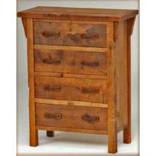 See Details - Stony Brooke 4 Drawer Upright Dresser