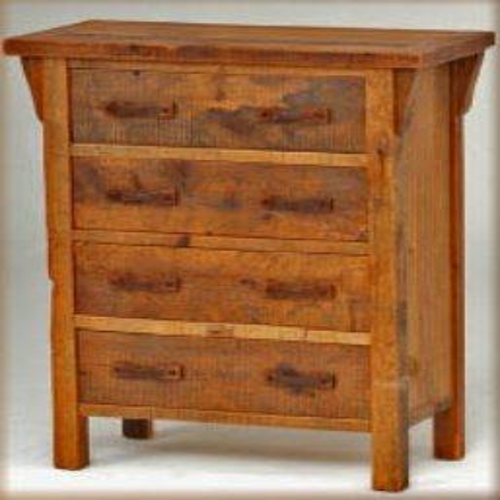 Green Gables - Stony Brooke 4 Drawer Upright Dresser