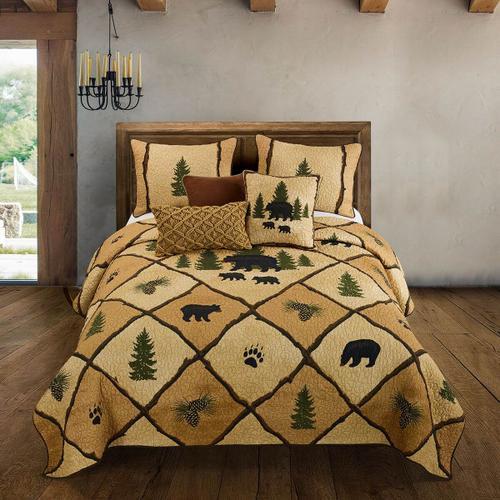 Pine Crossing King Quilt Set
