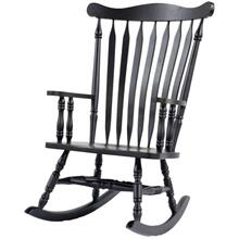Hardwood Antique Rocker
