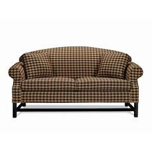 See Details - Small Sofa with Chippendale Base