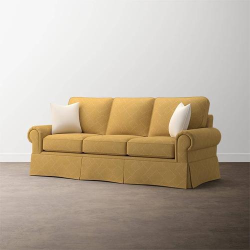 Bassett Furniture - Premier Collection - Custom Upholstery Classic Sofa