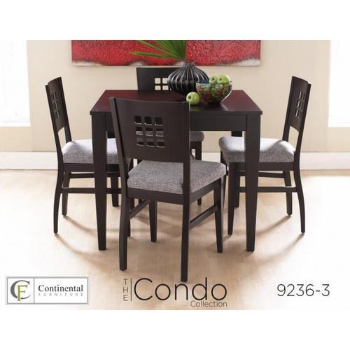 Continental Furniture Ltd - 92363 Condo Table